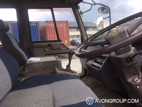 Used 1991 Mitsubishi FUSO DUMP for Sale in Japan #13618