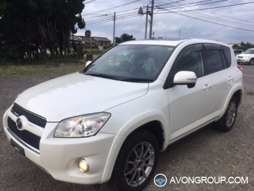 Used 2009 Toyota RAV 4 for Sale in Japan #13620