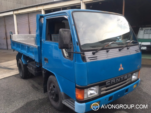 Used 1991 Mitsubishi CANTER DUMP TRUCK for Sale in Japan #13624
