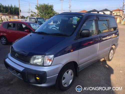 Used 1999 Toyota LITEACE NOAH for Sale in Japan #13627