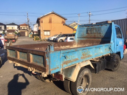 Used 1988 Isuzu ISUZU ELF DUMP TRUCK for Sale in Japan #13628