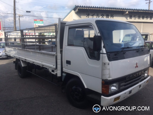 Used 1991 Mitsubishi CANTER TRUCK for Sale in Japan #13631