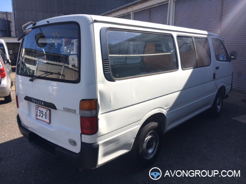 Used 1990 Toyota Hiace for Sale in Japan #13636