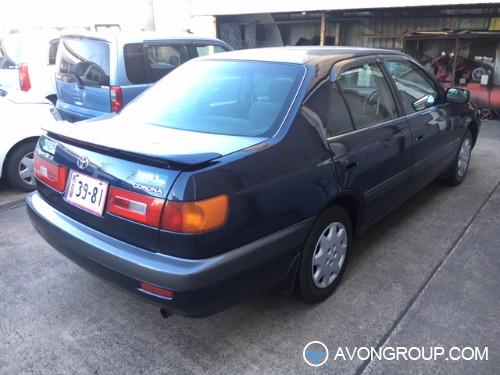 Used 1998 Toyota Corona for Sale in Japan #13643