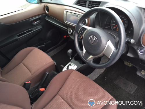 Used 2011 Toyota VITZ for Sale in Japan #13651