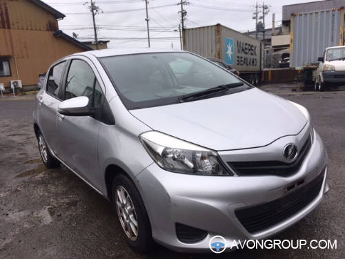 Used 2011 Toyota VITZ for Sale in Japan #13652