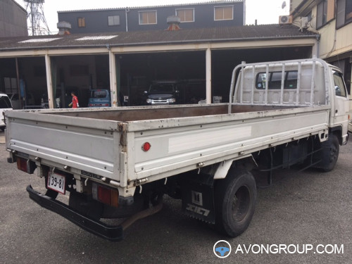 Used 1992 Isuzu ELF TRUCK for Sale in Japan #13653