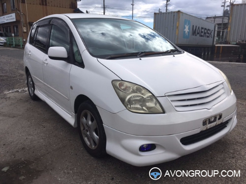 Used 2002 Toyota SPACIO for Sale in Japan #13654