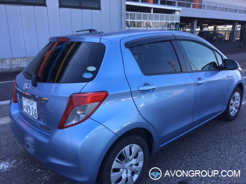 Used 2011 Toyota VITZ for Sale in Japan #13655