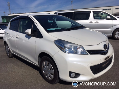 Used 2011 Toyota VITZ for Sale in Japan #13658