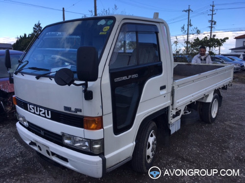 Used 1990 Isuzu ELF TRUCK for Sale in Japan #13661