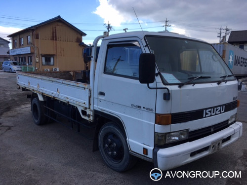 Used 1992 Isuzu ELF TRUCK for Sale in Japan #13662