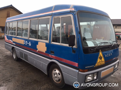 Used 1991 Mitsubishi ROSA BUS for Sale in Japan #13664