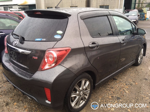 Used 2011 Toyota VITZ RS for Sale in Japan #13665