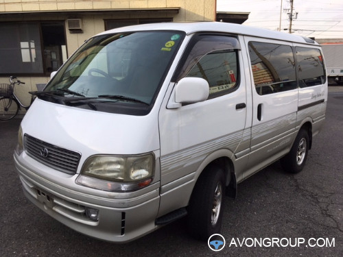 Used 1997 Toyota HIACE WAGON for Sale in Japan #13670