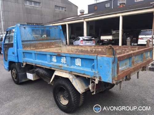 Used 1988 Isuzu ELF DUMP TRUCK for Sale in Japan #13673