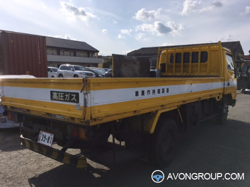 Used 1992 Mitsubishi CANTER TRUCK for Sale in Japan #13674