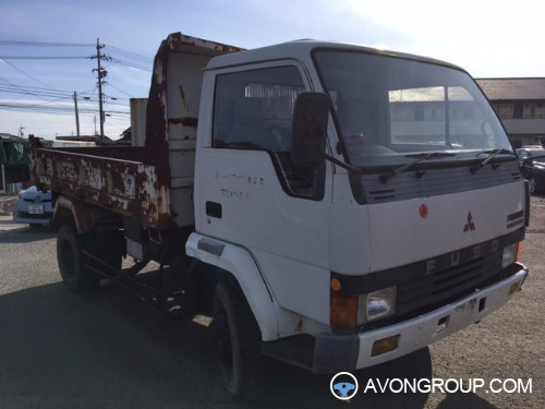 Used 1989 Mitsubishi FUSO FIGHTER for Sale in Japan #13675