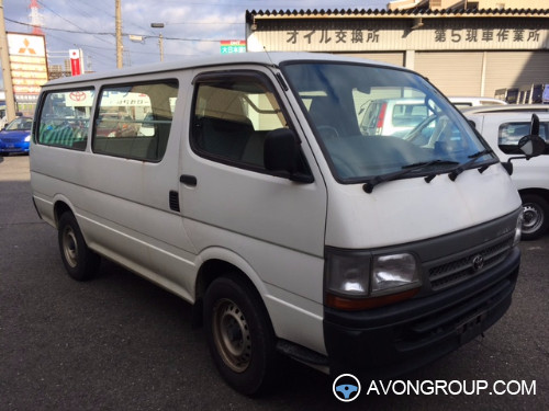 Used 2003 Toyota HIACE VAN for Sale in Japan #13678