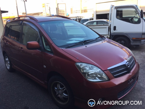 Used 2002 Toyota SPACIO for Sale in Japan #13682