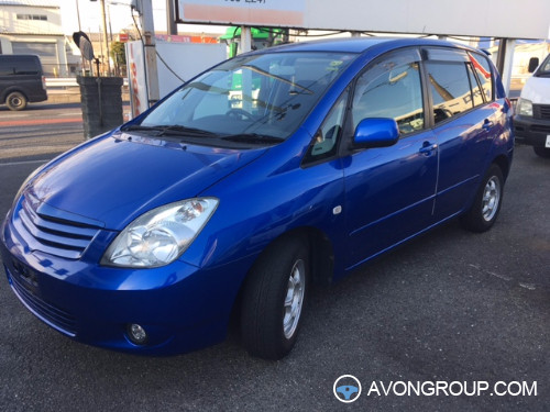 Used 2002 Toyota SPACIO for Sale in Japan #13683