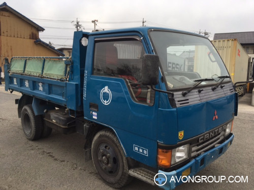 Used 1993 Mitsubishi CANTER DUMP for Sale in Japan #13684