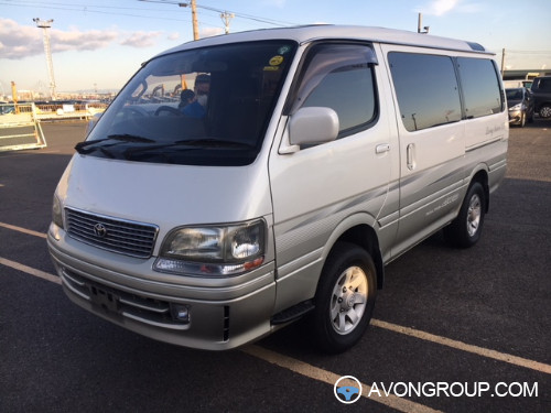 Used 1999 Toyota Hiace Wagon for Sale in Japan #13687