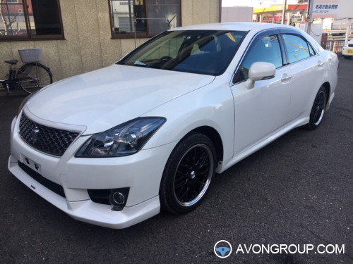 Used 2010 Toyota Crown for Sale in Japan #13694