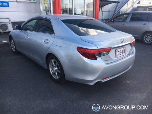 Used 2012 Toyota Mark X for Sale in Japan #13697