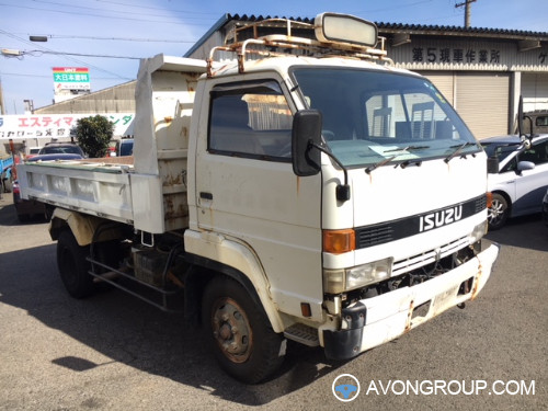 Used 1991 Isuzu Juston for Sale in Japan #13700