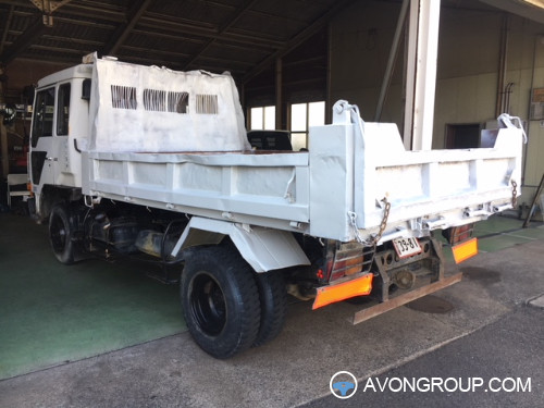 Used 1990 Mitsubishi Fuso Dump for Sale in Japan #13702