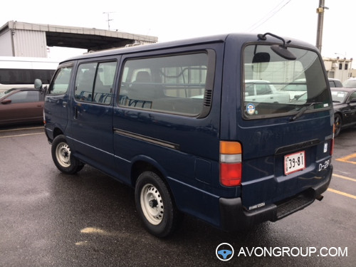 Used 2002 Toyota Hiace for Sale in Japan #13705
