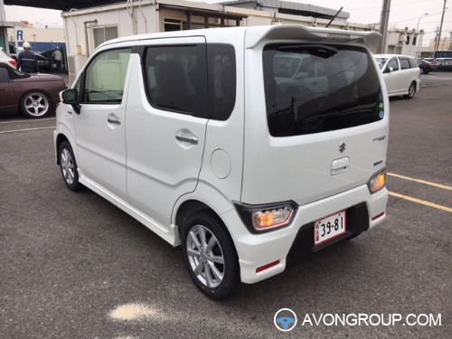 Used 2018 Suzuki Wagon R for Sale in Japan #13706
