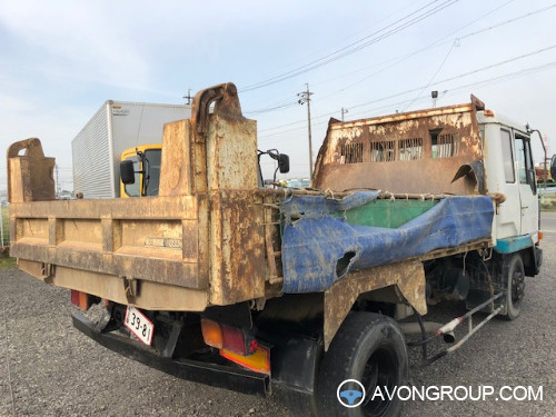 Used 1989 Mitsubishi FUSO DUMP for Sale in Japan #13708