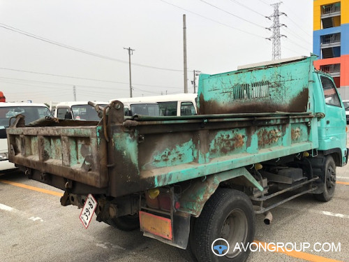 Used 1993 Isuzu JUSTON DUMP TRUCK for Sale in Japan #13709