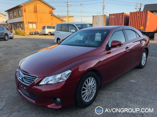 Used 2010 Toyota MARK X for Sale in Japan #13721