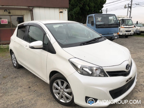 Used 2013 Toyota VITZ for Sale in Japan #13723