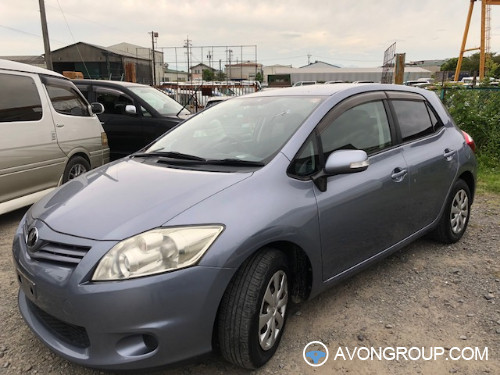 Used 2010 Toyota AURIS for Sale in Japan #13724