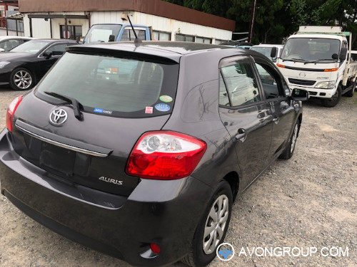 Used 2010 Toyota AURIS for Sale in Japan #13727
