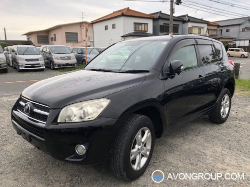 Used 2010 Toyota RAV 4 for Sale in Japan #13728