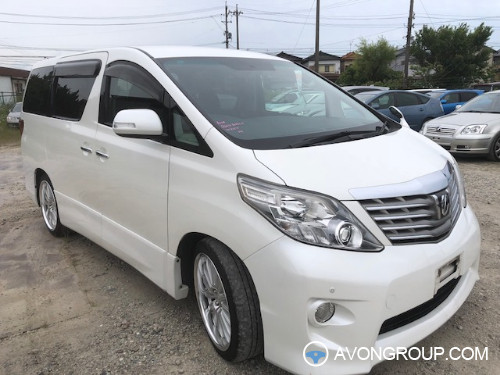 Used 2010 Toyota ALFARD for Sale in Japan #13730