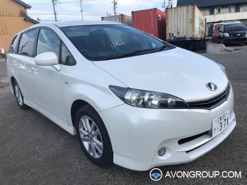Used 2010 Toyota WISH for Sale in Japan #13733