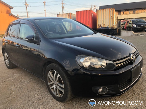 Used 2010 Volkswagen GOLF for Sale in Japan #13734