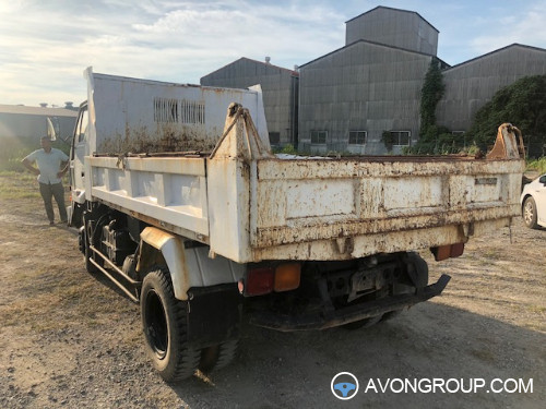 Used 1993 Mitsubishi FUSO DUMP TRUCK for Sale in Japan #13741
