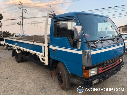 Used 1989 Mitsubishi CANTER TRUCK for Sale in Japan #13755
