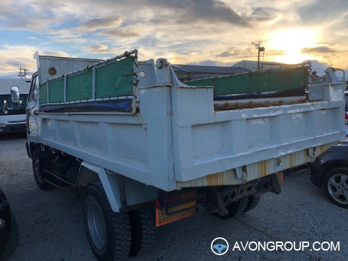 Used 1992 Isuzu JUSTON FARWARD DUMP TRUCK for Sale in Japan #13758