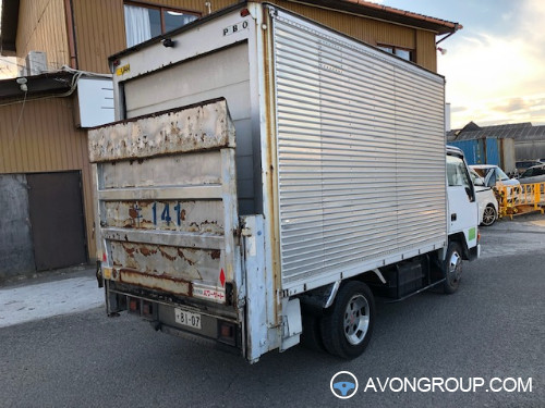 Used 1989 Mitsubishi CANTER BOX BODY for Sale in Japan #13759