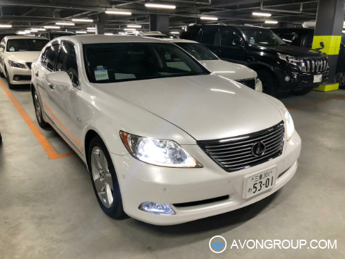 Used 2008 Toyota Lexus for Sale in Japan #13768