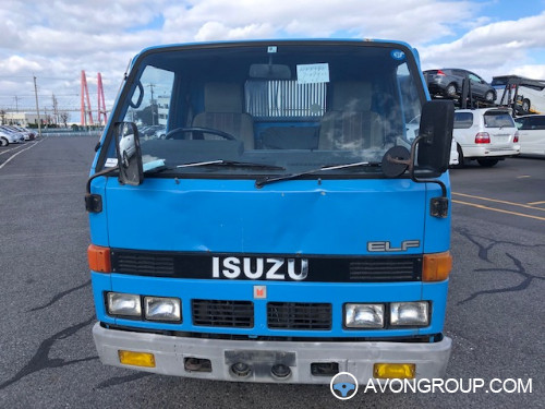 Used 1988 Isuzu ELF DUMP TRUCK for Sale in Japan #13777