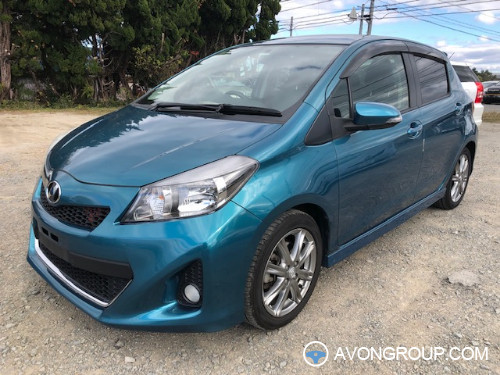 Used 2011 Toyota VITZ RS for Sale in Japan #13778